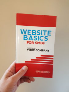 Website Basics for SMBs Cover